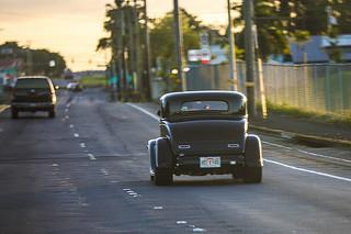 Highway in Hilo