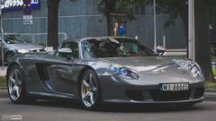 V10 GT (Czarson Automotive) Tags: porsche carreragt carrera gt granturismo poland warsaw polska warszawa spotting carspotting v10