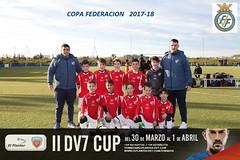 VIII Copa Federación Benjamín Fase* Jornada 6