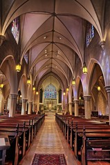 Grace Church Cathedral (Ray Cunningham) Tags: grace church cathedral charleston south carolina episcopal