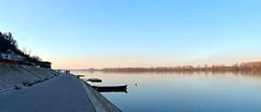 danube (poludziber1) Tags: streetphotography skyline sky city colorful cityscape color colorfull capital river blue water beograd belgrado belgrade srbija serbia travel