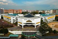 DSCF4090edit ($0&9 ¥@) Tags: singapore sg tampines tampinesjc tampinesjuniorcollege tpjc tampineseast