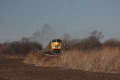 56924 (richiekennedy56) Tags: unionpacific sd70ace ac44cw up8668 up6360 kansas shawneecountyks topeka menoken railphotos unitedstates usa
