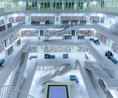 The Cube (kanaristm) Tags: stadtbibliothek library stuttgart badenwürttemberg germany europe cube white kanaris kanarist kanaristm tkanaris tmkanaris copyright2018tmkanaris copyright2018kanaristm nikon d850 replacement 20mmf18g tmk tkms books book