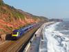 43158 Dawlish (1) (Marky7890) Tags: gwr 43158 class43 hst 1a80 dawlish railway devon rivieraline train