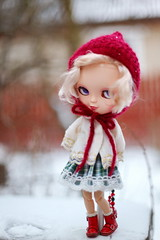 ICY doll
