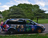 2017 Lake Harriet Art Car Parade - Art Car of wizards (schwerdf) Tags: artcarparade artcars cars lyndalepark minneapolis minnesota