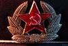 """The Hunt For Red October"" --Tom Clancy (1984) (iecharleton) Tags: macromondays myfavouritenovelfiction huntforredoctober tomclancy literature book submarine navy soviet redstar rank insignia macro coldwar"