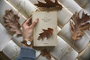 Sunday reading// Lectura de domingo (Mireia B. L.) Tags: 52anónimos reading leyendo lectura books llibres libros sunday domingo annafrankdiary annafrank stilllife athome leaves hojassecas bookreading bookphotography 7dwf
