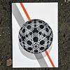 An entirely different sphere of influence (id-iom) Tags: aerosolpaint art arts brixton england film idiom london paint round shadow shape sphere spray spraypaint stencil streetart stripe uk urban