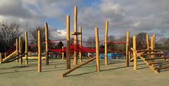 Holder Road Play Area (photobobuk - Robert Jones) Tags: holderroadplayarea oaklands park pattern texture art fun yardley childrens birmingham uk