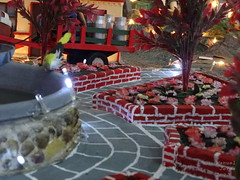 Villa en miniatura (ingmanueljerez) Tags: iglesia pesebre miniatura