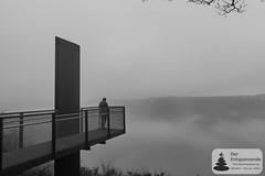 Skywalk Achterhöhe über dem Siebenbachtal