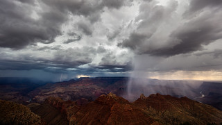 The Stormy Canyon