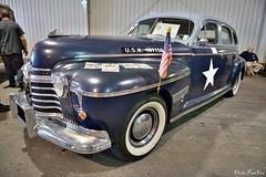 1941 Oldsmobile dynamic cruiser four door sedan (pontfire) Tags: 1941 oldsmobile dynamic cruiser four door sedan 41 us navy auto moto rétro rouen 2017