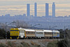 Nieve 18 (Mariano Alvaro) Tags: renfe 269 604 gata aafm tren nieve 80 trenes torres cba madrid segovia