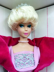 Barbie Sophisticated Lady!      #Barbie #BarbieSophisticatedLady #BarbieCollector #ToysOfThe60s #Toys #Dolls #DollCollectors #Mattel #DollsOfThe60s #BarbieFashion #BarbieBubbleCut #1963 #BeautifulDolls #Beauty #Beautiful #DollCollecting (teresabenson) Tags: barbie barbiesophisticatedlady barbiecollector toysofthe60s toys dolls dollcollectors mattel dollsofthe60s barbiefashion barbiebubblecut 1963 beautifuldolls beauty beautiful dollcollecting