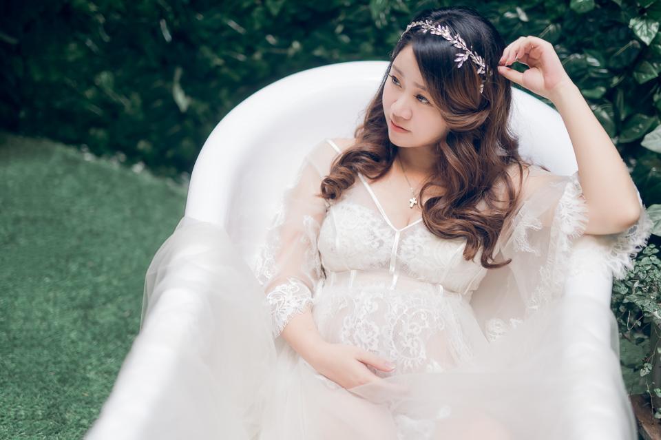 台南孕婦寫真推薦 夢幻唯美孕媽咪 WT 028