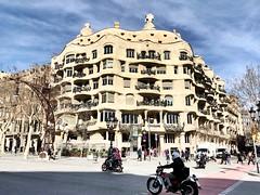La Pedrera, Barcelona.