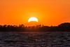 Diamond Fuji -The Sunset touching on the top of Mt.Fuji (K.K.1048) Tags: 行方市 茨城県 日本 jp hujisann 富士山 霞ヶ浦 夕景 ダイヤモンド富士 fujisan mtfuji kasumigaura diamondfuji ibaraki sunset