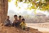 Kawardha - Chattisgarh - India (wietsej) Tags: kawardha chattisgarh india sony a900 minolta100mmf28dafmacro 100mm children boys wietse jongsma bhoramdeo