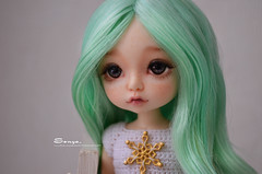 DSC_0041 (sonya_wig) Tags: fairytreewig bjdwig handmade doll bjddoll bjdphotography dollphoto fairyland pukifee wig pukifeewig bjd bjdpukifee wigbonnie gentlemint