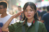 Chinese girl in PLA uniform from 60's/70's (leonardrodriguez) Tags: communist communiste redarmy chineseredarmy pla peoplesliberationarmy army uniforme uniform chinesearmy soldier soldat military militaire china chine cina 中国 上海 cinese chinois xian shaanxi sian 西安 bokeh