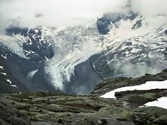 Tschierva Glacier (Daphne-8) Tags: graubünden grisons snow schnee summer sommer schweiz switzerland suisse svizzera svizra zwitserland alps alpen alpes mountains range bergen montañas montagnes landscape tschiervaglacier tschiervagletscher fuorclasurlej bernina