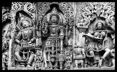 Hoysaleswara Temple #18 (Suman Chatterjee) Tags: halebid hassan karnataka india hoysaleswara temple hoysala 12thcentury tourism sumanchatterjee