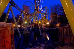 Hansa Park - Der Schwur des Kärnan (www.nbfotos.de) Tags: hansapark derschwurdeskärnan achterbahn rollercoaster herbstzauber freizeitpark vergnügungspark themepark sierksdorf