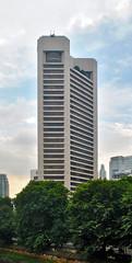 Kantor Besar BNI 46 (Ya, saya inBaliTimur (leaving)) Tags: jakarta building gedung architecture arsitektur office kantor
