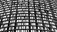 On the bend - explored (Joseph Pearson Images) Tags: abstract london blackandwhite mono bw windows unextower alliesandmorrisonarchitects