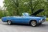 1965 Chevrolet Impala SS 327 (crusaderstgeorge) Tags: crusaderstgeorge classiccars cars 1965chevroletimpalass327 1965 chevrolet impala ss 327 americancars americanclassiccars americancarsinsweden gävle gävleborg sweden sverige bluecars cool cabriolet