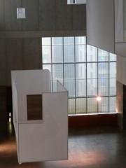 Senza titolo (magellano) Tags: installazione installation halfoff ayşe erkmen museo museum fine bildenden künste leipzig lipsia germania germany arts arte deutschland finestra window