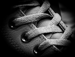 Shoe lacing (judy dean) Tags: judydean 2018 macromonday fastening shoe lace