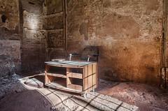 Burocracy (Santini1972) Tags: abandoned desk burocracy urbex nikond5100 decay rusty photooftheday picoftheday dirty