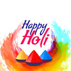 colorful holi festival background design (bhaveshk.garg) Tags: holi festive festival hindu india greeting card design background happy fun party colors colour colorful enjoy poster invitation basant splash watercolor gulaal asian celebration culture religion faith gulal vibrant rang holiday tradition occasion banner