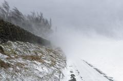 Woodplumpton Road March 2018 (swindy1) Tags: snow snowstorm blizzard snowdrift drift drifting burnley crown point lancashire england storm ice winter wintry snowing stormy road blocked windy gale emma uk deep