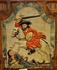 Astorga (León). Museo de los Caminos.Santiago Matamoros, siglo XVII. Procede de San Martín de Tábara (santi abella) Tags: astorga león castillayleón españa museodeloscaminos palacioepiscopaldeastorga