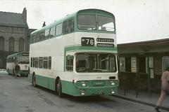 2413. PKW 413J: West Yorkshire PTE (chucklebuster) Tags: pkw413j west yorkshire pte metro daimler fleetline alexander bradford city transport halifax
