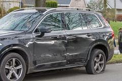 11022018-4272 (Sander Smit / Smit Fotografie) Tags: borgenweg stadskanaal ongeluk verkeersongeluk letsel aanrijding verkeer botsing hulpdiensten