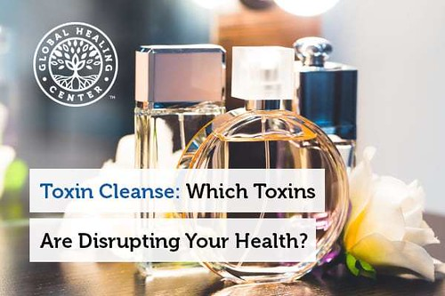 Toxin Cleanse: Which Toxins Are Disrupting Your Health?