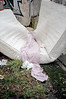 Butterfly (Florian Thein) Tags: berlin kreuzberg matratze mattress butterfly schmetterling gebogen bended sperrmüll bulkywaste feucht damp bett bed film analog kleinbild 35mm yashicat5 kodakgold