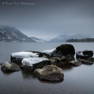 A Frozen Ullswater