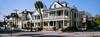 Charleston - Kodak Porta 400 (magnus.joensson) Tags: usa american visitusa charleston south carolina homes hasselblad xpan 45mm kodak porta 400 panorama 24x65 handheld c41