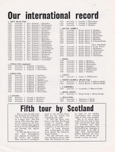 Australia vs Scotland - 1967 - Page 14