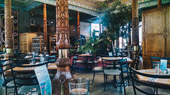 Dushanbe Tea House (Kayla Nicole ☮) Tags: tea brunch morning restaurant interior boulder colorado