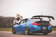 IMG_2921 (Ayyjohnny) Tags: rsx luna volks ce28 acura honda stance track te37 johnnypuy johnnypuyphotography g37s