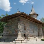 Voronet Painted Monastery - Romania thumbnail