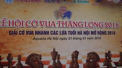 Thăng Long Chess 2018 DSC01308 (Nguyen Vu Hung (vuhung)) Tags: thănglong chess cờvua aquaria mỹđình hànội 2018 20181121 vietchess